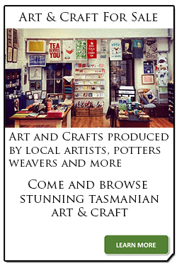 Picture of art and craft goods for sale at artasmania